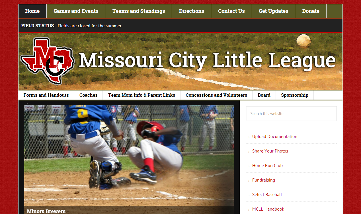 Missouri City Little League