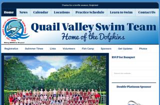Quail-Valley-Swim-Team