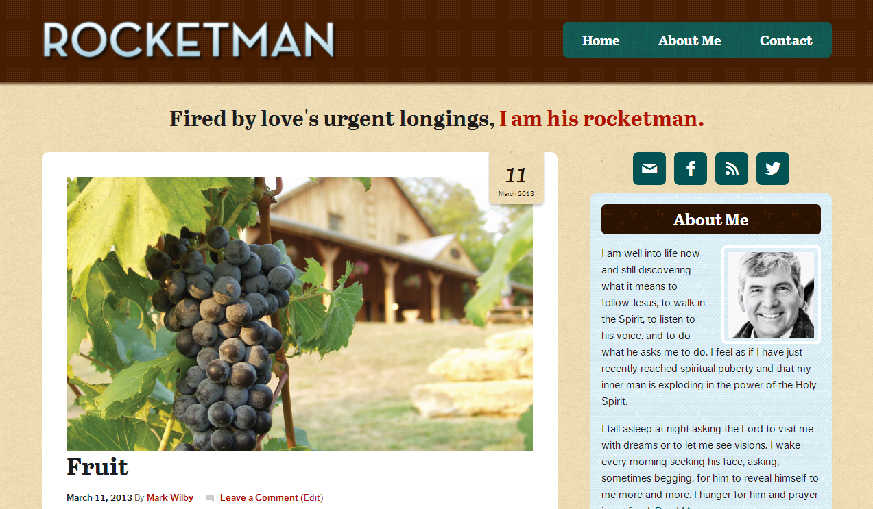 Rocketman screenshot