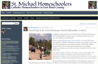 St.-Michael-Homeschoolers