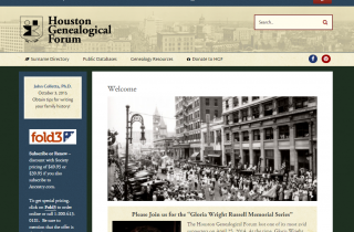 Houston-Genealogical-Forum