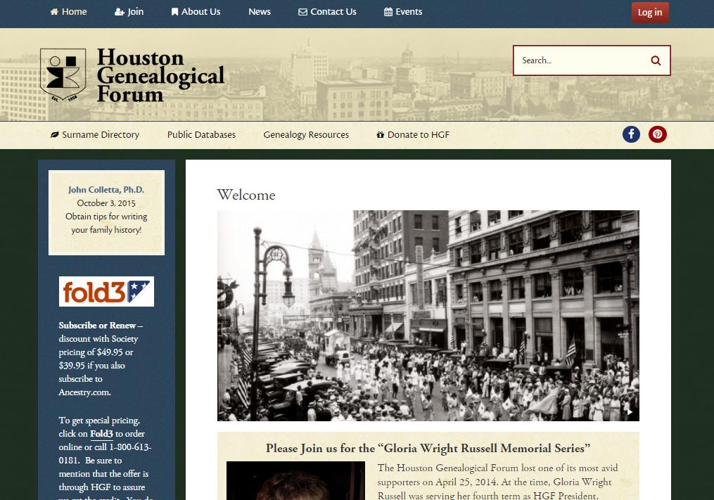 Houston-Genealogical-Forum