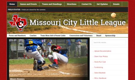 Missouri City Little League